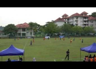 Piala Tun Sharifah Rodziah 2015: Selangor 1-1 Sarawak (3 Ogos 2015)